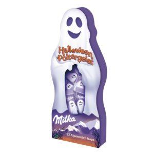 Milka Halloween Poltergeist 115g Packung